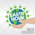 Earth Hour.