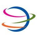 Země označení organizace nebo instituce ikona
