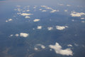 Earth Photo From high Above Ground Royalty Free Stock Photo