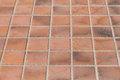 earthenware floor tile Royalty Free Stock Photo