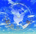 Earthly time Royalty Free Stock Photos
