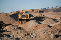 Earthmoving Equipment Royalty Free Stock Photo