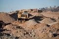 Earthmoving Equipment Royalty Free Stock Photo