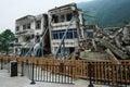 Zemetrasenie zničiť