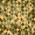 Earthtone background triangle abstract Stock Photography