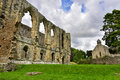 Easby Abbey Royalty Free Stock Photo