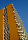 East Berlin Apartment Building Royalty Free Stock Photo