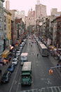 East Broadway New York City USA