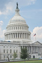 East Front of United States Capitol Stock Photography