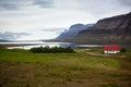 East Iceland Nature Fjord Land...