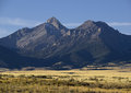 East Side of Bell Mountain Royalty Free Stock Photo