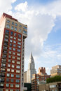 East Side buildings, NYC Royalty Free Stock Photo