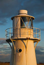 East Usk Lighthouse Stock Images