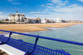 Eastbourne East Sussex Stock Image
