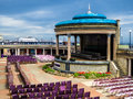 Eastbourne's Bandstand Royalty Free Stock Photo