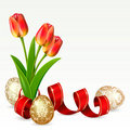 Easter background Royalty Free Stock Image