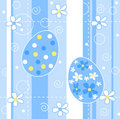 Easter background seamless pattern Stock Images