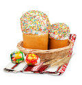 Easter baking Stock Photography