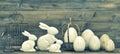 Pasqua e uova su