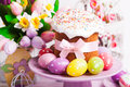 Easter cake Royalty Free Stock Photo