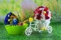 Easter Card , Easter Egg Chick...