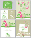 Easter cards. Royalty Free Stock Photos