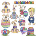 Easter Clipart 4 Stock Photos