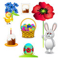 Easter collections Stock Photography