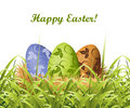 Easter Concept Illustration Stock Photos