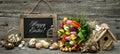 Easter Decoration Eggs Tulip F...