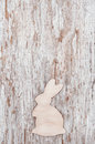 Easter Decoration With Wooden ...
