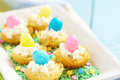 Easter dessert Royalty Free Stock Photography