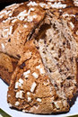 Easter dove closeup colomba pasquale it is a typical italian eastern cake it is similar to panettone and has the shape of a Stock Photography