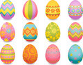 Easter egg Stock Photo