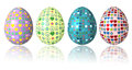 Easter egg eggs for happy Royalty Free Stock Images