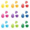 Easter Egg Gift Boxes