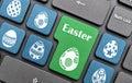 Easter Egg Key On Keyboard