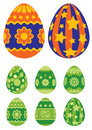 Easter eggs 03 Royalty Free Stock Photo