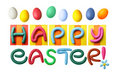 Easter feliz! Fotos de Stock Royalty Free