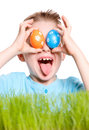 Easter fun Stock Images