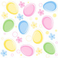 Easter pattern / seamless background