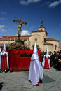 Easter Procession in Segovia Stock Image