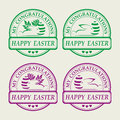 Easter seal, an impression of