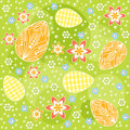 Easter seamless Royalty Free Stock Image