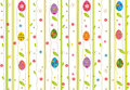 Easter seamless pattern. Royalty Free Stock Photos