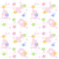 Easter spring background  Royalty Free Stock Images