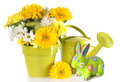 Easter Spring floral Royalty Free Stock Photo