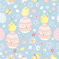Easter texture Stock Images