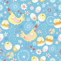 Easter texture Royalty Free Stock Images