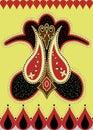 Eastern Asian Indian design